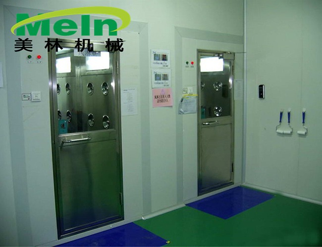 自动感应风淋室